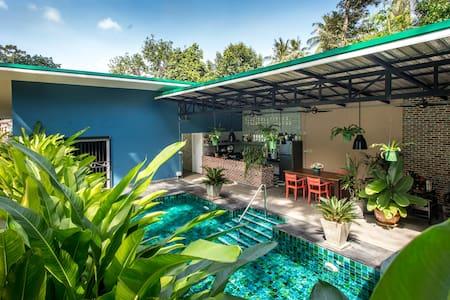Kachong Tropical House, Trang