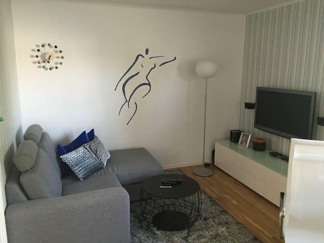 Designer apartment. 4 rooms. 94 sqm - Lidingö - Apartment