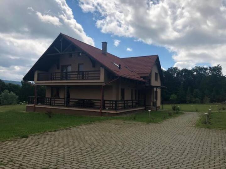 Iszujka Luxus Villa, Sovata
