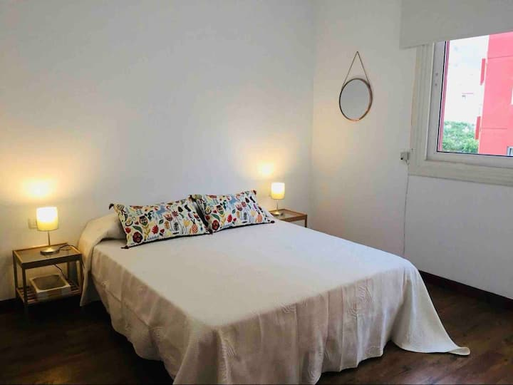 Flat in City Center - Piso en Rambla Pulido