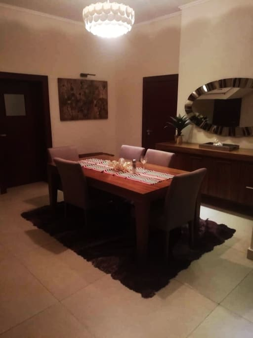 Official Dinning Rm with Butler door