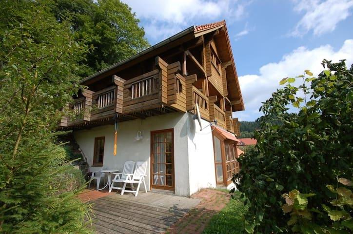 Ferienwohnung Bärbel - Osterode am Harz - Apartament