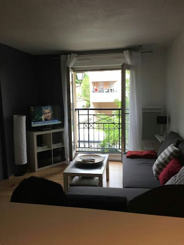 2 pièces cosy proche Paris - Argenteuil - Apartamento
