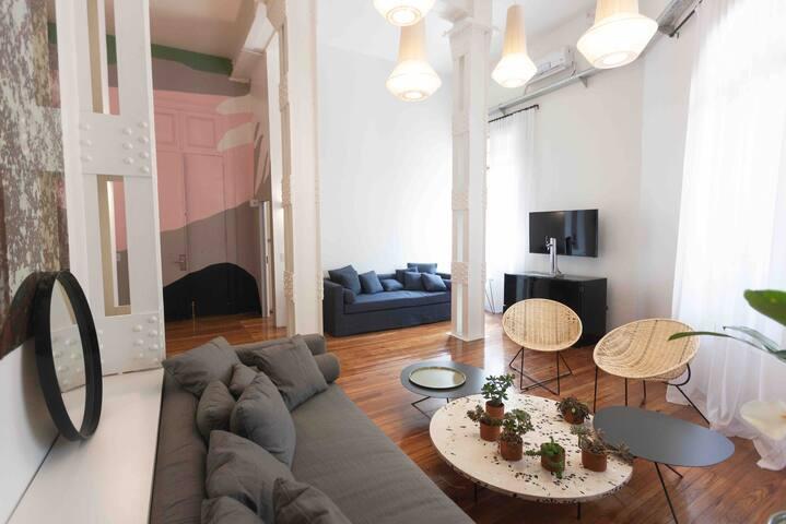 Franca city hostel