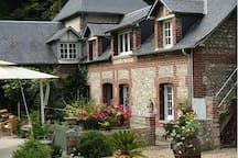 Chambre et Sdb  - Nature - 10 min de Rouen Centre