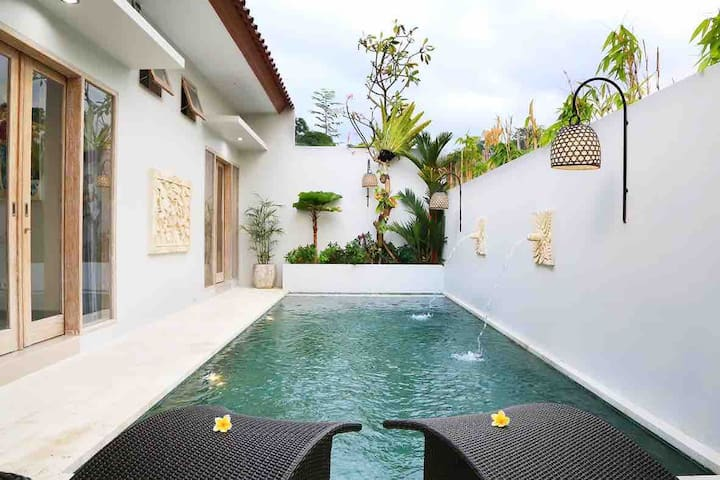 MONTHLY PROMO New Villa 2 Bed Room private pool