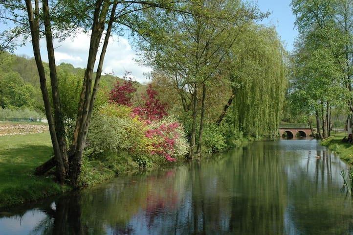 La Grande Aulnaie de Fontaine Guérard
