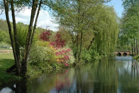 La Grande Aulnaie de Fontaine-Guérard