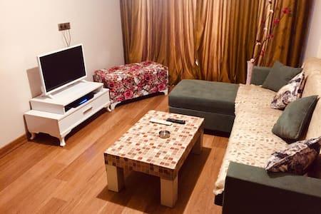 Otel konseptinde Ev konforunda Lüks Daire Kurtköy