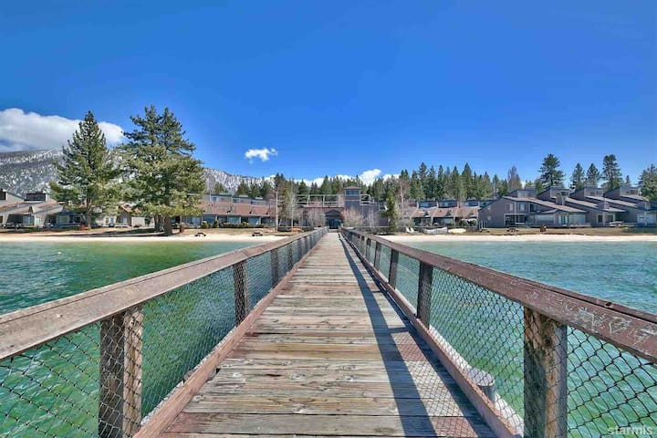 Spectacular Tahoe Lake Vacation Rental