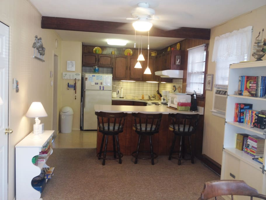 Previous OLD Kitchen, Now Newly Renovated in 2018