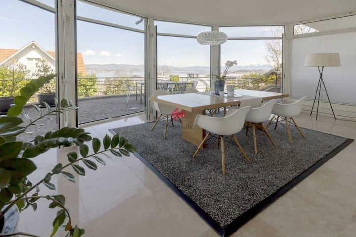 Big House Villa Beautifull view at Zurich Lake - Kilchberg - Villa