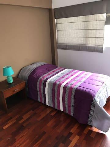 Private single room in Miraflores