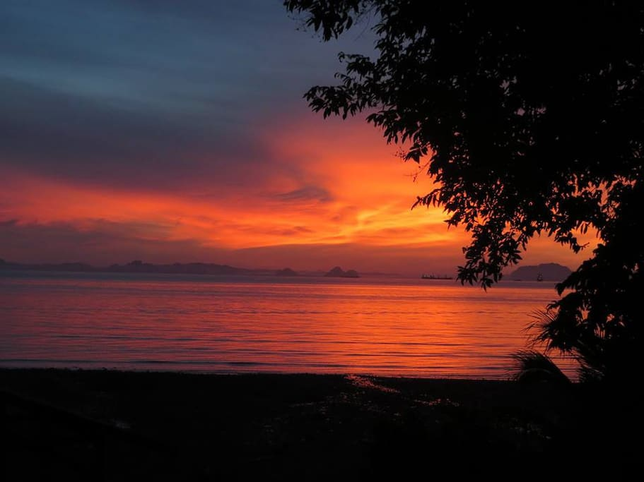 Amazing Sun Rise.