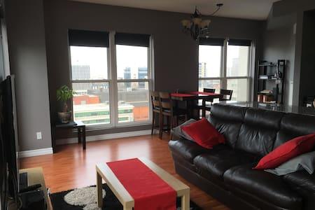 Two Bedroom Downtown Modern Condo - Hamilton - 公寓