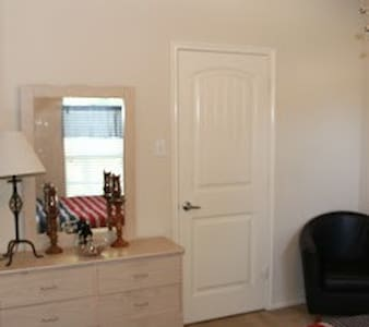 Quite affordable room located in Rowlett/Garland