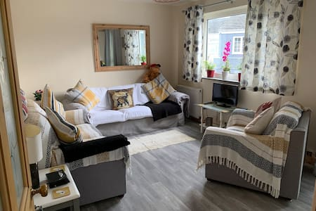 Mountain view bungalow in the heart of Anglesey