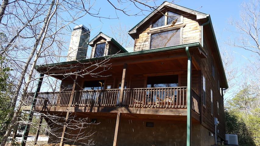 Laurel Ridge Cabin - Helen - Бунгало