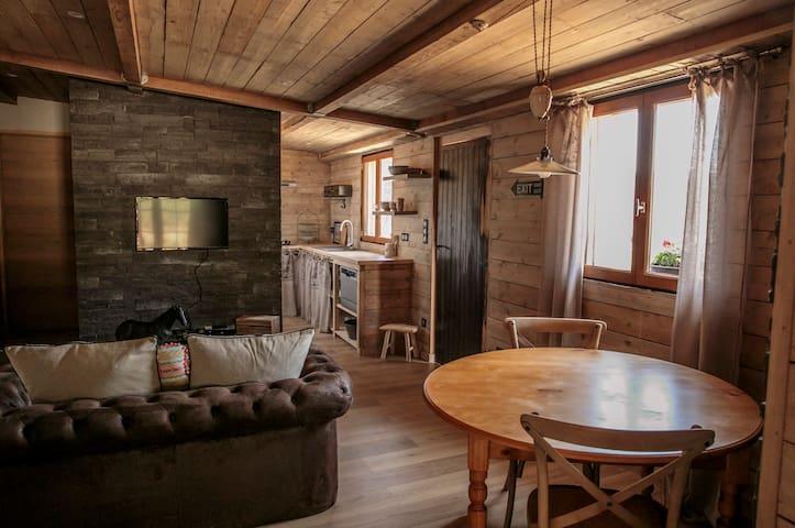 Cowboy Cabin, le sud de la France façon Western