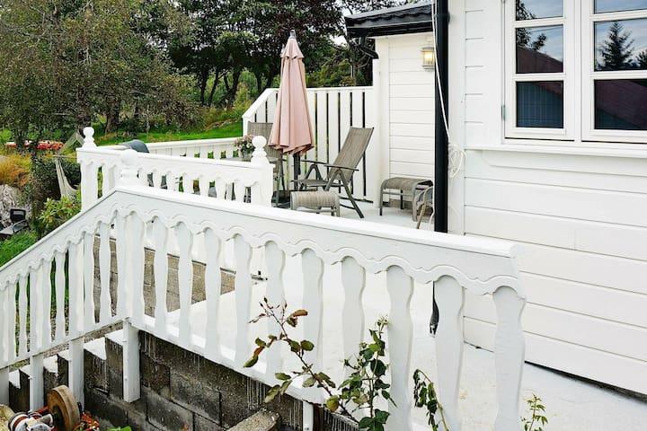 4 star holiday home in austrheim