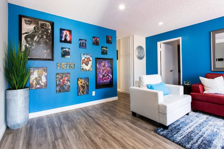 ♣ Budget Friendly ♣ MARVEL-ous ♣ 2 King Suites ♣
