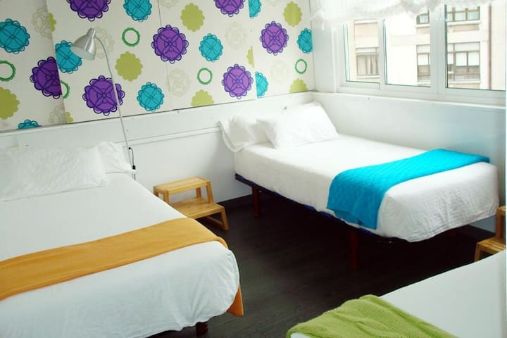 Habitacion privada en santiago - Santiago de Compostela - Bed & Breakfast