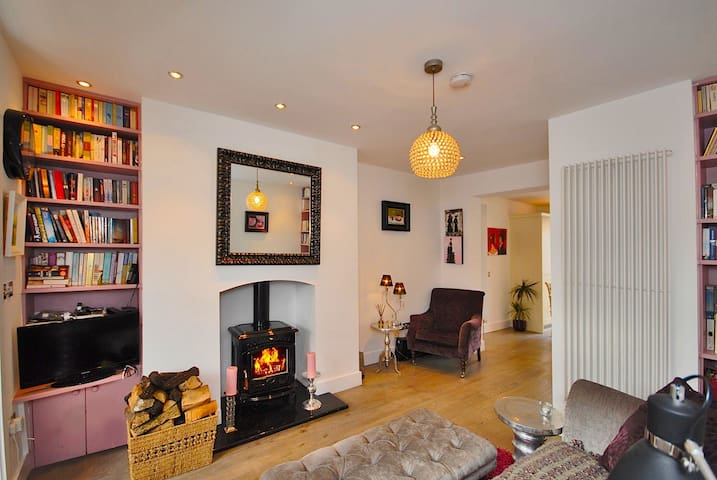 Beautiful Clean Quiet Dublin 4 House