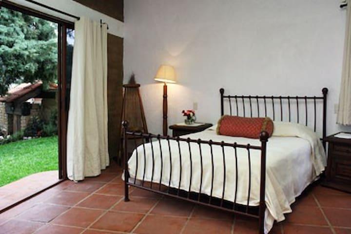 Hab Jade Tesoro22 casa icono Tepoz - Tepoztlán - Villa