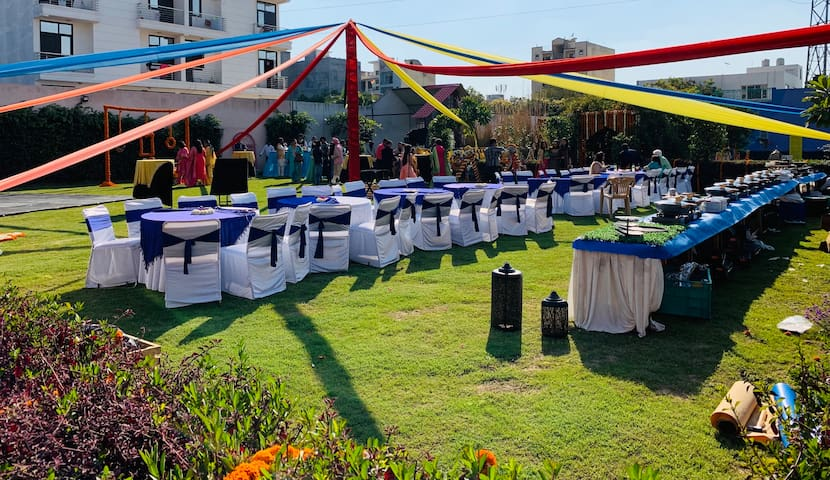 Perfect place for your intimate wedding or event