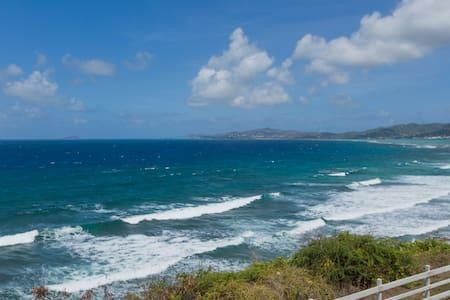 ☆ St. Croix Ocean Vista Condo - Gated w/ Pool ☆