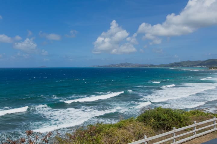 St. Croix Ocean Vista Condo - Gated w/ Pool