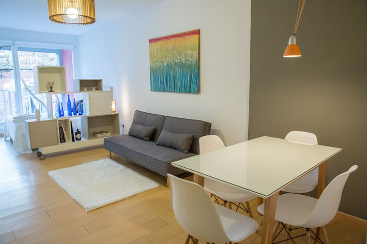 PALERMO SOHO - Ideal location sunny studio
