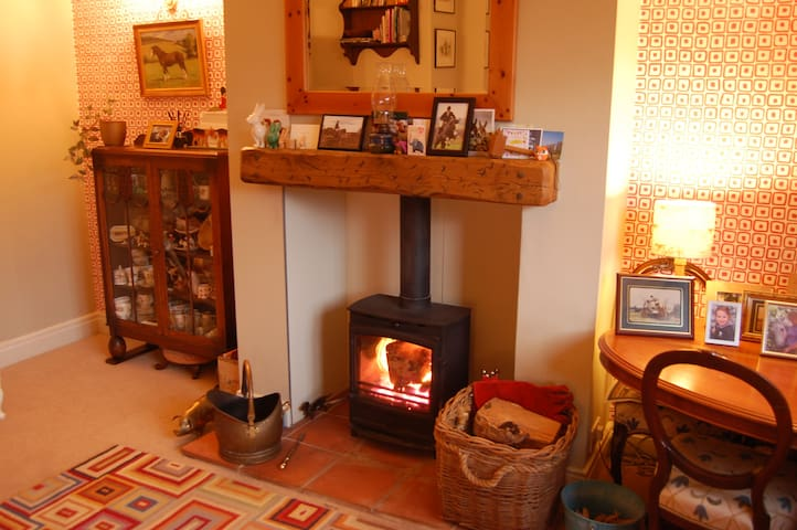 Fox Cottage,  Bagby Grange, Thirsk.  YO7 2AE