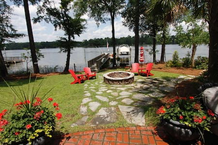 Spacious in-law apt w/kitchen on Lake Murray - Chapin - Haus