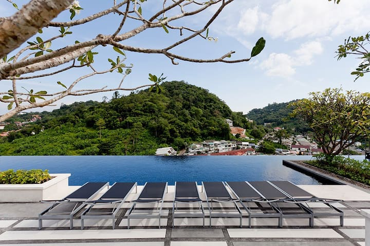 New Luxury Apartment in Phuket Town - Phuket - Leilighet