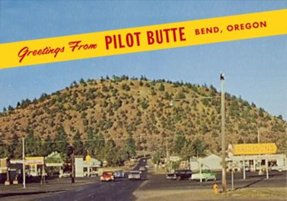 Getting yourself to the Top of Pilot Butte is on Everybody's Central Oregon Bucket List.
