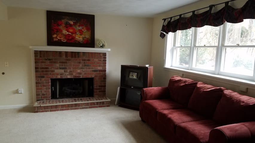 Entire finished basement suite! Best neighborhood! - Cave Spring