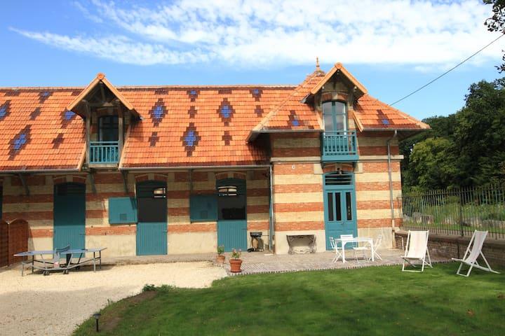Le Gite de Celestine - Lacroix-Saint-Ouen - Talo
