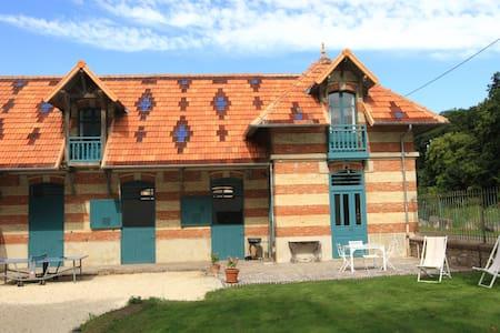 Le Gite de Celestine - Lacroix-Saint-Ouen - House