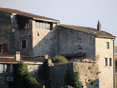 Maison de village Balazuc Ardèche - Balazuc