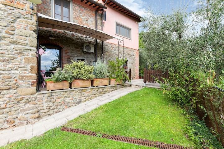 Extraordinary Farmhouse in Pian di sco-Campiglia with Sauna