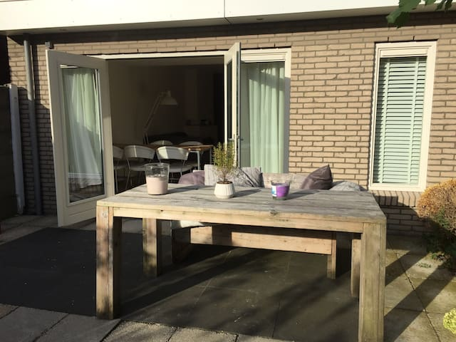 Spacious, cozy appartment close to city centre! - Utrecht - Appartement