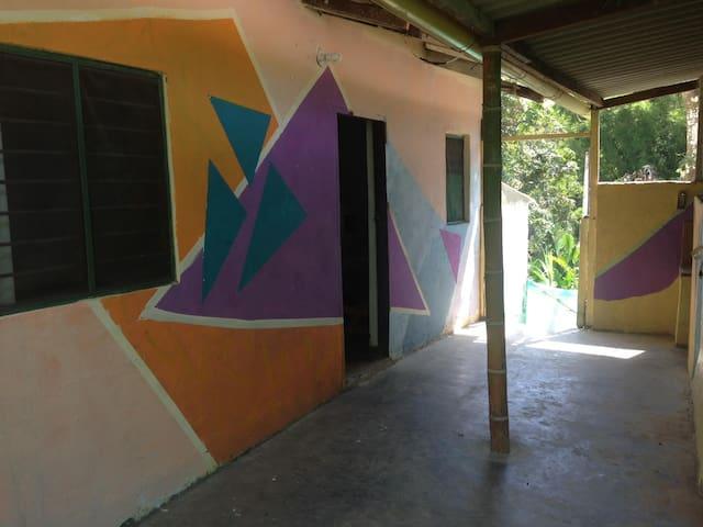 Casa de Triangulos