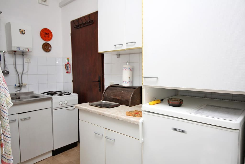 Kitchen, Surface: 5 m²