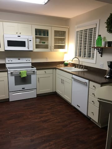Brand new kitchen