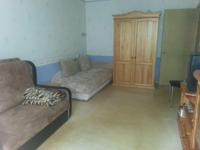 большая комната, недалеко от аэропорта - Riika