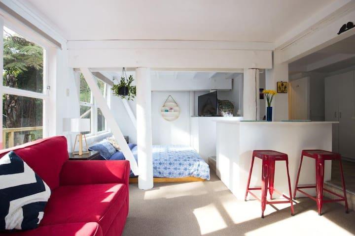 Sunny Birkenhead studio