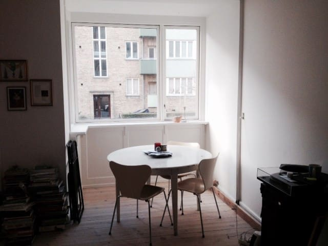 Apartment in charming and upcoming neighbourhood - Copenhague - Appartement