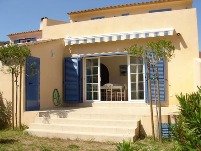 villa 6 personnes - Santa-Reparata-di-Balagna - Villa