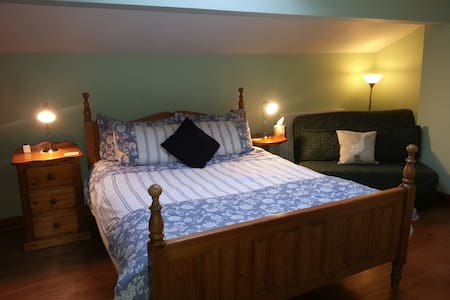Higher Walls B&B, 4 rooms, parking (en-suite dbl)